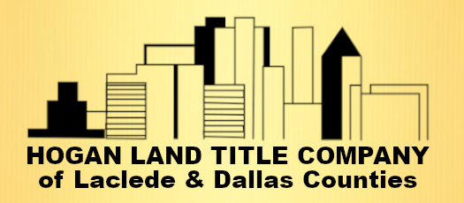 Hogan Land & Title Co. web logo